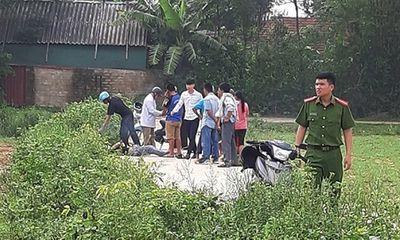 Hà Tĩnh: Phát hiện nam thanh niên tử vong bên đường, nghi sốc ma túy
