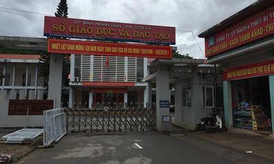Vụ gian lận thi cử ở Sơn La: Mức giá trung bình để các bị can