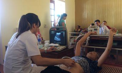 Nghệ An: 600 người dân nghèo huyện Thanh Chương được khám bệnh, cấp thuốc miễn phí
