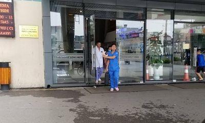 Bàng hoàng phát hiện thi thể nam giới trên người nhiều vết thương tại Mipec Long Biên
