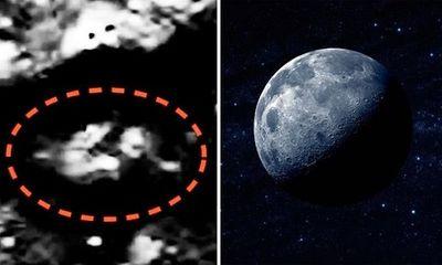 Thêm bằng chứng NASA che giấu căn cứ của người ngoài hành tinh trên Mặt Trăng