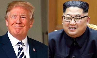 Tổng thống Trump khen ông Kim Jong-un rất thông minh