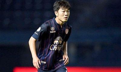 Vừa được gọi lên tuyển, Xuân Trường tiếp tục nhận tin vui ở Thai League