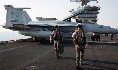 Thực hư việc các phi công của Hải quân Mỹ nhìn thấy UFO mỗi ngày