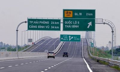 Đề xuất xin hơn 4.000 tỷ trả nợ cho cao tốc Hà Nội - Hải Phòng: Đại biểu Quốc hội nói gì?