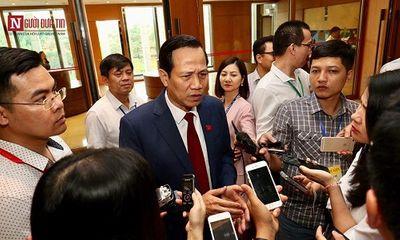 """Bộ trưởng Đào Ngọc Dung: """"Không thể không điều chỉnh tăng tuổi nghỉ hưu"""""""