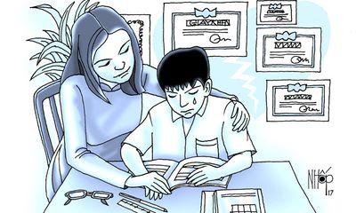 Cô giáo chủ nhiệm và câu chuyện về cậu học trò với chiếc áo rộng thình…!