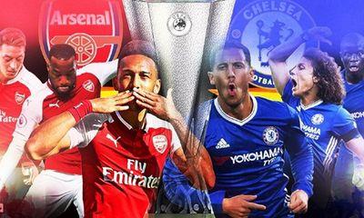 Chung kết Europa League Arsenal - Chelsea: Baku