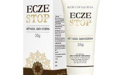 Công dụng của kem Eczestop