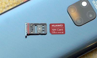 Sau một tuần bị gạch tên, Huawei bất ngờ được quay lại Hiệp hội thẻ nhớ SD
