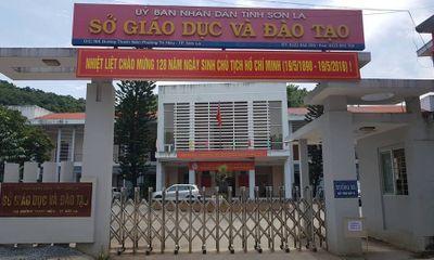 Nhiều cán bộ ngành giáo dục tỉnh Sơn La bị đe dọa, tống tiền