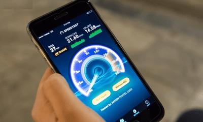 Tin tức công nghệ mới nóng nhất trong ngày hôm nay 1/6/2019: Tốc độ 4G Việt Nam xếp sau Singapore và Myanmar tại Đông Nam Á