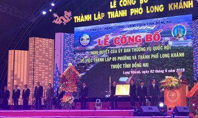 Người dân Long Khánh kỳ vọng về một thành phố mới, năng động