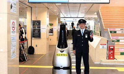 Tin tức công nghệ mới nóng nhất trong ngày hôm nay 3/6/2019: Nhật triển khai robot tuần tra sân bay