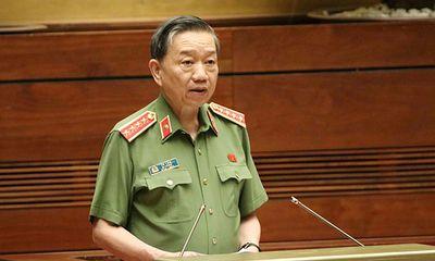 Bộ trưởng Công an Tô Lâm mở màn phiên chất vấn trước Quốc hội