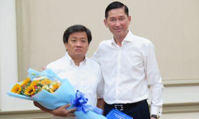 Phó Chủ tịch UBND quận 1 Đoàn Ngọc Hải làm Phó tổng giám đốc Công ty Xây dựng Sài Gòn