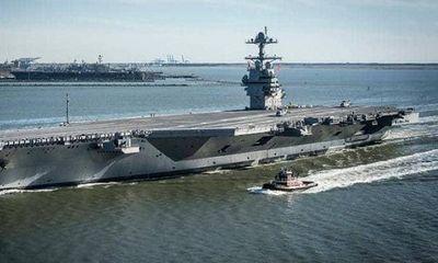 Tin tức quân sự mới nóng nhất hôm nay 4/6/2019: Tàu quân sự Mỹ nằm trong tầm bắn của tên lửa Iran