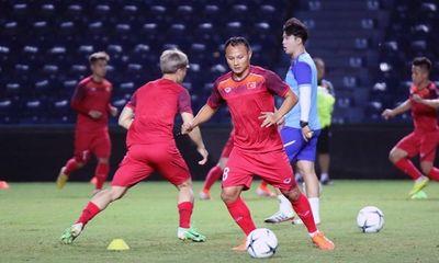 Văn Toàn nói gì về trận đấu sắp tới với Thái Lan tại King's Cup 2019?