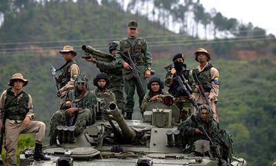 Nga khẳng định vẫn còn cố vấn quân sự ở Venezuela