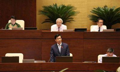 Bộ trưởng Nguyễn Ngọc Thiện: Chưa có thông tin quan chức góp tiền xây chùa