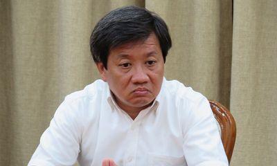 Vừa mới ký đơn từ chức, ông Đoàn Ngọc Hải đã được một công ty luật mời về công tác