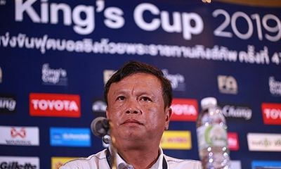 King's Cup 2019: HLV Thái Lan thừa nhận áp lực lớn khi đối đầu Việt Nam