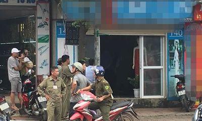 Vụ ông chủ tiệm may chết bất thường ở Thái Nguyên: Nạn nhân mới bị khởi tố tội dâm ô