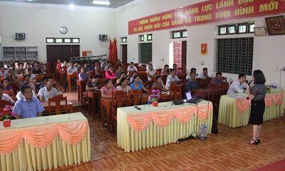 Trung tâm Y tế huyện Tân Sơn chủ động phòng chống dịch bệnh