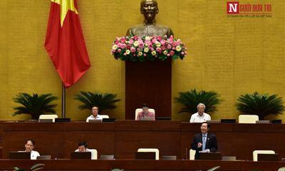Nhiều ĐBQH không đồng tình giảm cấp phó HĐND, Bộ trưởng Bộ Nội vụ Lê Vĩnh Tân nói gì?