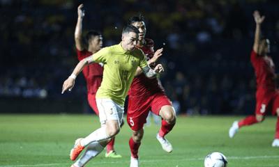 Sau thất bại thảm hại ở King's Cup 2019, báo Thái Lan thừa nhận điều bất ngờ