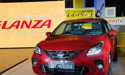 Những công nghệ hiện đại bên trong mẫu xe Toyota Glanza giá rẻ chỉ 243 triệu đồng