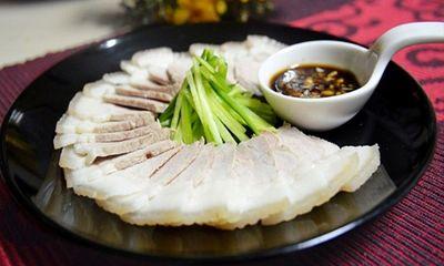 Thịt lợn luộc theo cách này vừa mềm, ngọt lại không bị hôi