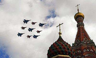 Tiêm kích MiG-35 của Nga không hề thua kém F-35 của Mỹ?