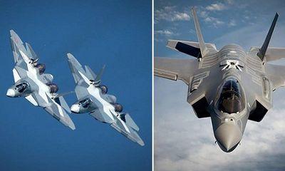 F-35 vs Su-57: So sánh từ quan điểm của Thổ Nhĩ Kỳ