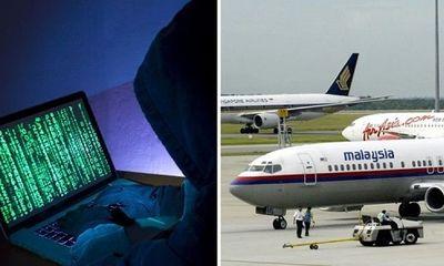Tiết lộ thêm nguyên nhân gây sốc về vụ MH370: Kẻ phá hoại dùng USB để tấn công mạng?