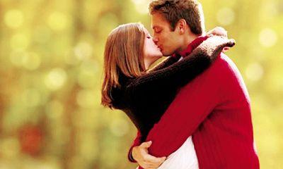 Gieo một nụ hôn trồng cây hạnh phúc