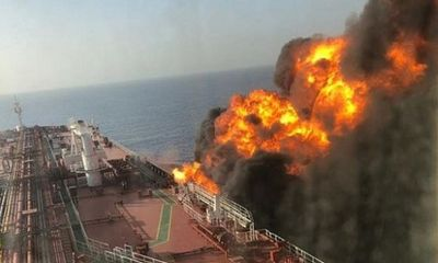 Nóng: Iran bị tố phóng tên lửa tấn công máy bay Mỹ