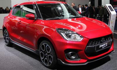 Cận cảnh ô tô Suzuki Swift