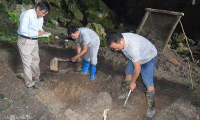 Bắc Kạn: Phát hiện di tích khảo cổ người tiền sử ở Ba Bể