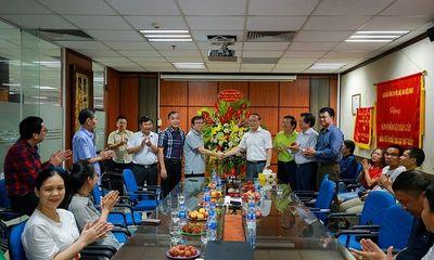 Chủ tịch Hội Luật gia Việt Nam chúc mừng báo ĐS&PL nhân ngày Báo chí cách mạng Việt Nam
