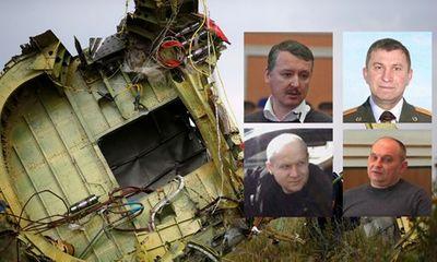 """3 công dân bị Ukraine truy tố vụ rơi máy bay MH17, Nga chỉ trích là những điều """"vô căn cứ"""""""