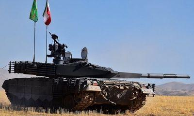 Tiết lộ về xe tăng Karrar 'tốt nhất thế giới' của Iran giữa bối cảnh căng thẳng với Mỹ