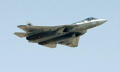 Tiêm kích Nga Su-57 vẫn chưa được trang bị vũ khí nâng cấp