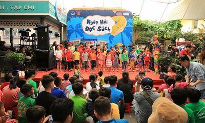 """Giáo dục - Hướng nghiệp - """"Ngày hội đọc sách 2019"""": McDonald's Việt Nam mong muốn mang đến cho các em cơ hội tiếp cận tri thức"""