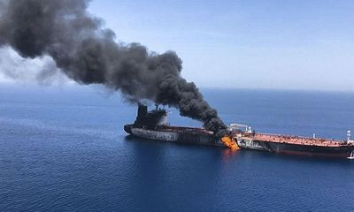 Vương quốc Anh gửi biệt kích ưu tú, thợ lặn người nhái đến gần bờ biển Iran