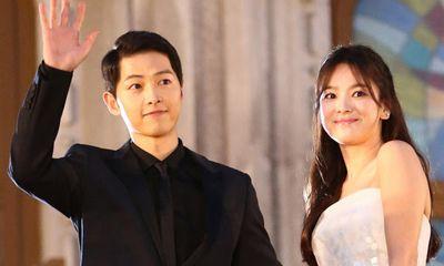 Song Joong Ki - Song Hye Kyo: Yêu nhanh, cưới vội và cuộc hôn nhân không như cổ tích