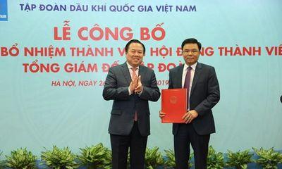 Bổ nhiệm ông Lê Mạnh Hùng giữ chức Tổng Giám đốc Tập đoàn Dầu khí Việt Nam