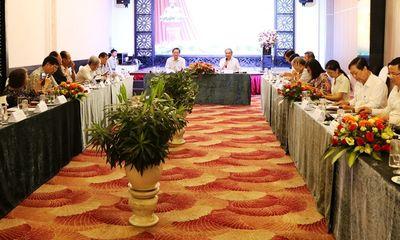 Hội Luật gia Việt Nam tổ chức Hội nghị Đảng đoàn, Ban Thường vụ Trung ương Hội lần thứ 20, Khóa XII (2014-2019)