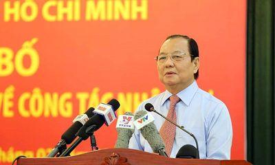 Sai phạm tại khu đô thị mới Thủ Thiêm: Nguyên Bí thư Thành ủy TP.HCM nói gì?