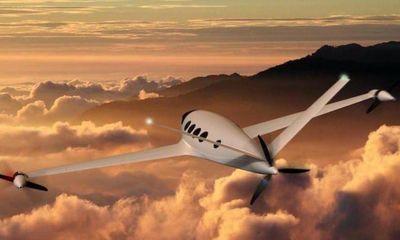 Internet & Web - Chỉ với 1 lần sạc, máy bay thế hệ mới có thể bay cả nghìn km